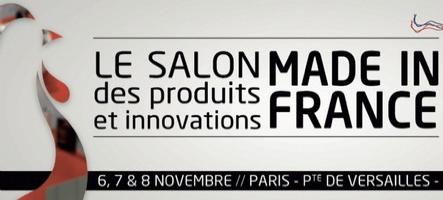 Gamalive au salon du made in france d couvrez nos stands for Salon made in france
