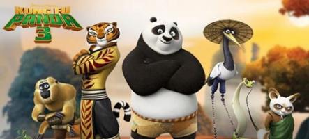 Kung Fu Panda 3 : les bandes-annonces !