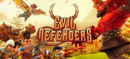 Evil Defenders : c'est votre tour