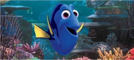 Le Monde de Dory : Le nouveau Pixar est annoncé !