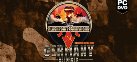 Flashpoint Campaigns: Germany Reforged, un pur wargame