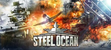 Steel Ocean : Bataille navale