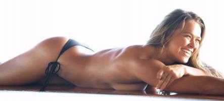 Ronda Rousey déchire UFC 2
