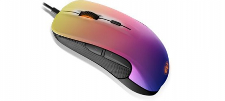 TEST : Steelseries Rival 300 Counter Strike GO Fade Special Edition