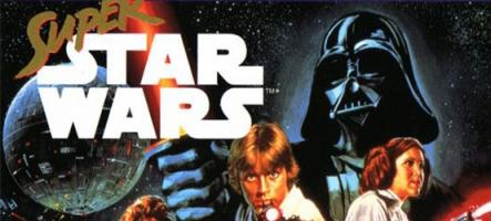 Super Star Wars : le jeu SNES débarque sur PS4 et PS Vita