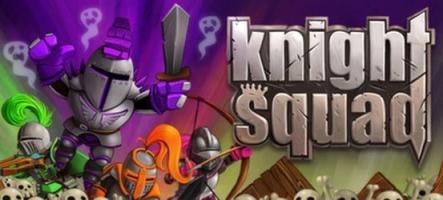 Knight Squad : Le chaos, c'est plus drôle à plusieurs