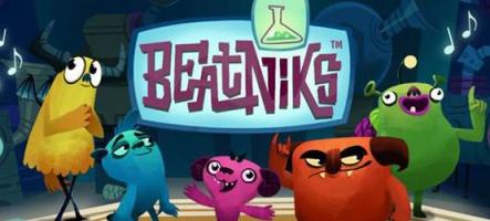 Les BeatNiks : Monstres & Cie version iOS et Android