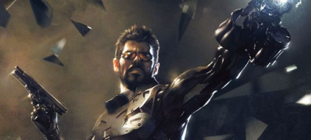 Deus Ex: Mankind Divided grave repoussé...
