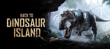 Back to Dinosaur Island VR : Crytek sort son premier jeu gratuit en réalité virtuelle