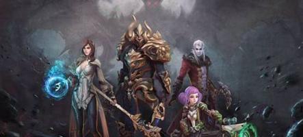 Devilian : un MMORPG destiné aux affrontements entre joueurs