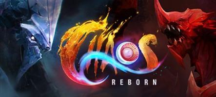 Chaos Reborn : Testez le jeu avec une démo