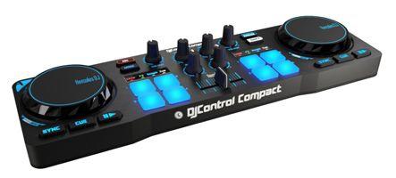 Test du DJControl Compact, un contrôleur DJ pour PC