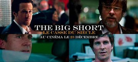 The Big Short - Le casse du siècle : Casting 3 étoiles !