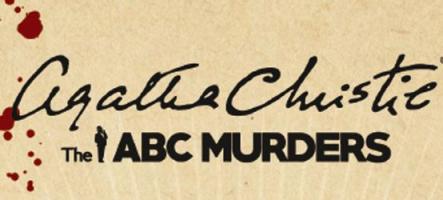 The ABC Murders : Agatha Christie débarque en jeu vidéo