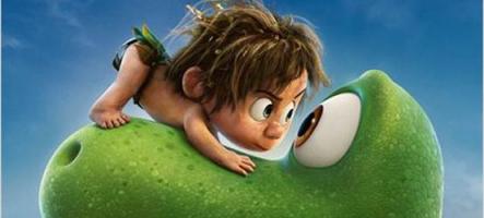 Le Voyage d'Arlo, sortie du nouveau Pixar aujourd'hui