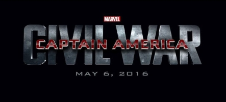 Captain America : Civil War, la bande-annonce émouvante