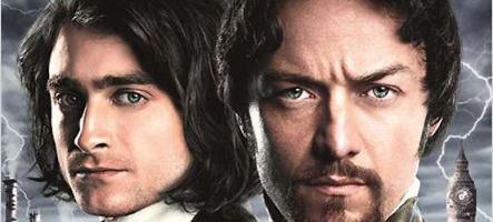 Docteur Frankenstein : le nouveau film avec Daniel Radcliffe