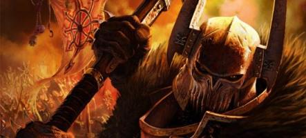 Total War : Warhammer, gros, vert, bête et méchant