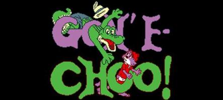 Gon' E-Choo!, un petit jeu d'arcade old-school