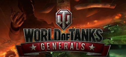 World of Tanks Generals, un jeu de cartes sur PC et iOS