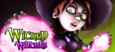 Wicked Witches : jouez une méchante sorcière !