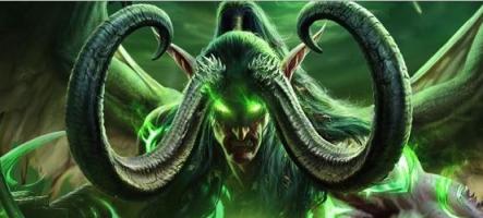 World of Warcraft Legion : amélioration graphique prévue