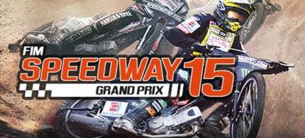 FIM Speedway Grand Prix 15 : Un nouveau jeu de motocross