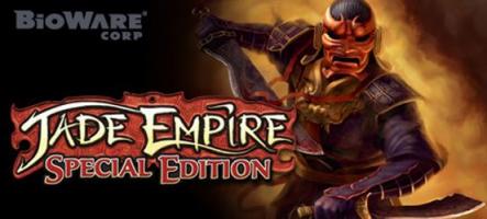 Jade Empire : un jeu gratuit sur Origin