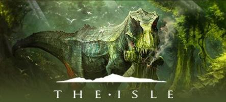 The Isle : jouez un dinosaure sur une île pleine de dinosaures