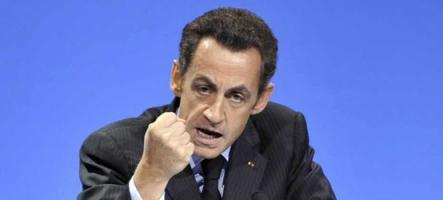 Nicolas Sarkozy s'en prend aux ''jeux vidéo d'une violence inouïe''