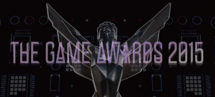 The Game Awards 2015 : Les vainqueurs