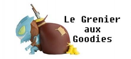 Le grenier aux Goodies : Les Lapins Crétins (2)