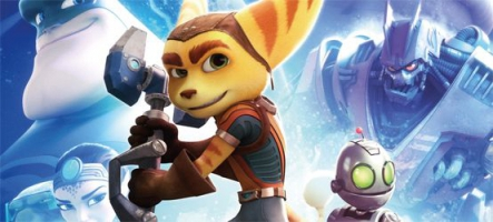 Ratchet & Clank reviennent sur PS4
