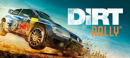 DiRT Rally sort le 5 avril 2016