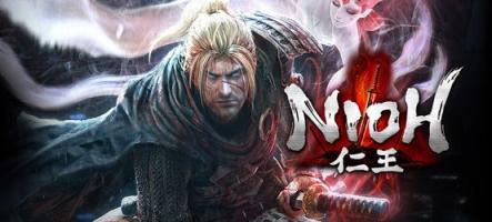 Nioh : Un action/RPG en exclu sur PS4
