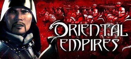 Oriental Empires : Un jeu de stratégie en temps réel