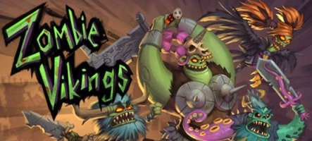 Zombie Vikings : morts vivants et hydromel