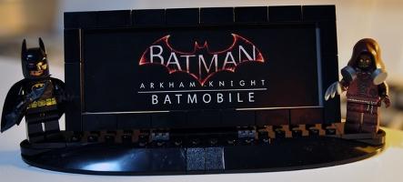 La Batmobile en LEGO pour bientôt ?