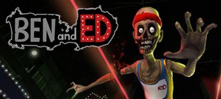 Ben and Ed : Incarnez un Zombie dans un jeu télévisé !