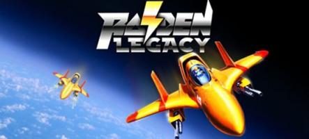 Raiden Legacy : Un shoot'em up à l'ancienne