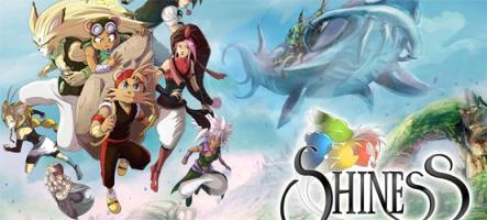 Shiness : Un nouveau jeu de rôle français