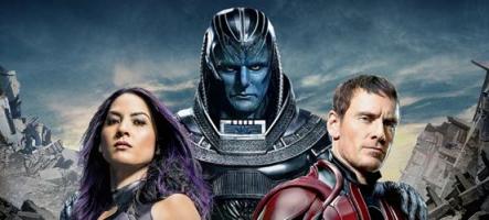 X-Men Apocalypse : la nouvelle bande-annonce pas convaincante