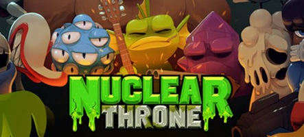 Nuclear Throne : un shoot post-apocalyptique