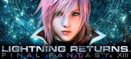 Lightning Returns : Final Fantasy XIII sort sur PC