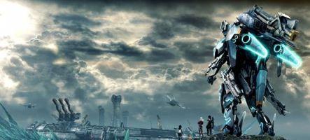 (TEST) Xenoblade Chronicles X (Wii U)
