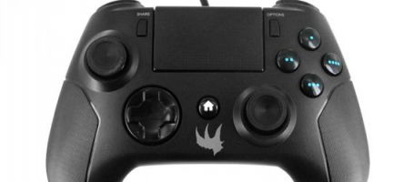 Test de la manette PS4 Subsonic Gator Claw