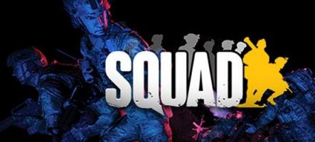 Squad : Un FPS multi à 100 joueurs !