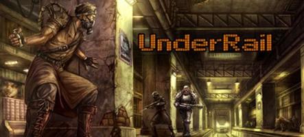 UnderRail : Entre Metro 2033 et Fallout 1