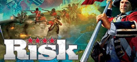 RISK : le jeu vidéo
