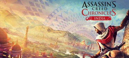 Assassin's Creed Chronicles : India débarque le 12 janvier